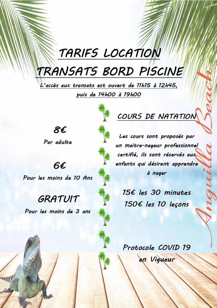 Tarifs Transats 2021-ANGUILLA-BEACH